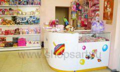 Торговое оборудование в магазине Гоша ТОРГОВЫЕ СТЕЛЛАЖИ Фото 08