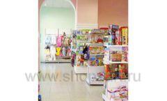 Торговое оборудование в магазине Гоша ТОРГОВЫЕ СТЕЛЛАЖИ Фото 10