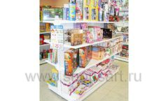 Торговое оборудование в магазине Гоша ТОРГОВЫЕ СТЕЛЛАЖИ Фото 11