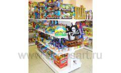 Торговое оборудование в магазине Гоша ТОРГОВЫЕ СТЕЛЛАЖИ Фото 12