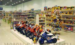 Торговое оборудование в магазине Планета детства ТОРГОВЫЕ СТЕЛЛАЖИ Фото 3