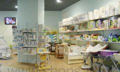 Торговое оборудование в магазине Планета детства ТОРГОВЫЕ СТЕЛЛАЖИ Фото 4
