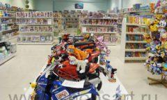 Торговое оборудование в магазине Планета детства ТОРГОВЫЕ СТЕЛЛАЖИ Фото 6
