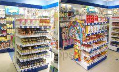 Торговое оборудование в магазине Мария ТОРГОВЫЕ СТЕЛЛАЖИ Фото 03