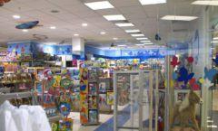 Торговое оборудование в магазине Мария ТОРГОВЫЕ СТЕЛЛАЖИ Фото 06
