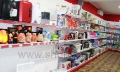 Торговое оборудование в магазине Гранат ТОРГОВЫЕ СТЕЛЛАЖИ Фото 02