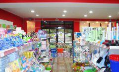 Торговое оборудование в магазине Гранат ТОРГОВЫЕ СТЕЛЛАЖИ Фото 03