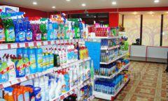 Торговое оборудование в магазине Гранат ТОРГОВЫЕ СТЕЛЛАЖИ Фото 06