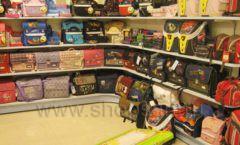 Торговое оборудование отдела игрушек детского магазина Винни ТЦ Юнимолл ЦВЕТНЫЕ МЕТАЛЛИЧЕСКИЕ СТЕЛЛАЖИ Фото 28