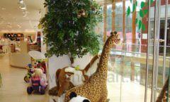Торговое оборудование отдела игрушек детского магазина Винни ТЦ Dream House ЦВЕТНЫЕ МЕТАЛЛИЧЕСКИЕ СТЕЛЛАЖИ Фото 11