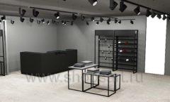 Дизайн интерьера магазина одежды Funky Dunky Москва торговое оборудование ЛОФТ Дизайн 10