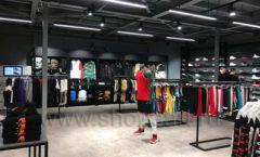 Торговое оборудование магазина одежды Funky Dunky ЛОФТ Фото 04