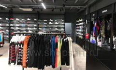 Торговое оборудование магазина одежды Funky Dunky ЛОФТ Фото 05
