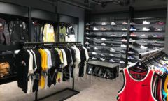 Торговое оборудование магазина одежды Funky Dunky ЛОФТ Фото 07