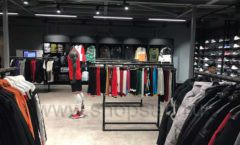 Торговое оборудование магазина одежды Funky Dunky ЛОФТ Фото 11