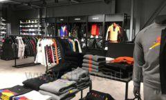 Торговое оборудование магазина одежды Funky Dunky ЛОФТ Фото 12