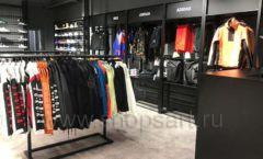 Торговое оборудование магазина одежды Funky Dunky ЛОФТ Фото 14
