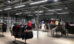 Торговое оборудование магазина одежды Funky Dunky ЛОФТ Фото 25