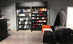 Торговое оборудование магазина одежды Funky Dunky ЛОФТ Фото 29