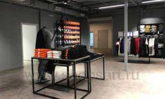 Торговое оборудование магазина одежды Funky Dunky ЛОФТ Фото 31