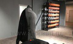 Торговое оборудование магазина одежды Funky Dunky ЛОФТ Фото 32