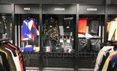 Торговое оборудование магазина одежды Funky Dunky ЛОФТ Фото 38