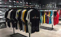 Торговое оборудование магазина одежды Funky Dunky ЛОФТ Фото 39