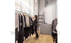 Торговое оборудование магазина одежды Yuki Yan ЛОФТ Фото 8