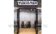 Торговое оборудование магазина одежды Yuki Yan ЛОФТ Фото 9