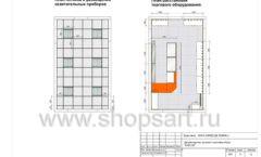 Дизайн проект детского магазина Емеля Южно-Сахалинск торговое оборудование КАРАМЕЛЬ Лист 11