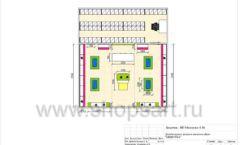 Дизайн проект детского магазина Мишутка Самара торговое оборудование КАРАМЕЛЬ Лист 10