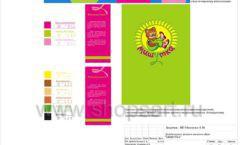 Дизайн проект детского магазина Мишутка Самара торговое оборудование КАРАМЕЛЬ Лист 18