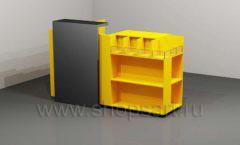 Кассовый стол с торговым прилавком торговое оборудование КАССОВЫЕ СТОЛЫ и СТОЙКИ РЕСЕПШН