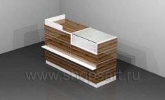Кассовый стол с прилавком торговое оборудование КАССОВЫЕ СТОЛЫ и СТОЙКИ РЕСЕПШН