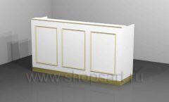 Стол для кассы в магазин торговое оборудование КАССОВЫЕ СТОЛЫ и СТОЙКИ РЕСЕПШН