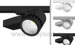 Трековые светодиодные светильники для музеев с улучшенной цветопередачей