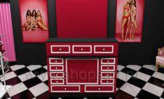 Дизайн интерьера магазина нижнего белья торговое оборудование ИСАБЕЛЬ Дизайн 02