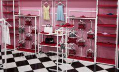 Дизайн интерьера магазина нижнего белья торговое оборудование ИСАБЕЛЬ Дизайн 08