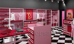 Дизайн интерьера магазина нижнего белья торговое оборудование ИСАБЕЛЬ Дизайн 09