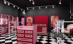 Дизайн интерьера магазина нижнего белья торговое оборудование ИСАБЕЛЬ Дизайн 10