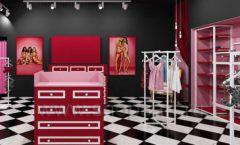 Дизайн интерьера магазина нижнего белья торговое оборудование ИСАБЕЛЬ Дизайн 13
