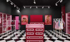 Дизайн интерьера магазина нижнего белья торговое оборудование ИСАБЕЛЬ Дизайн 18