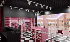 Дизайн интерьера магазина нижнего белья торговое оборудование ИСАБЕЛЬ Дизайн 20