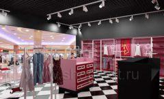 Дизайн интерьера магазина нижнего белья торговое оборудование ИСАБЕЛЬ Дизайн 24
