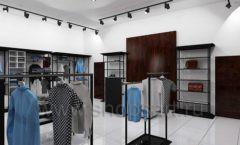 Дизайн интерьера магазина мужской одежды торговое оборудование КЛАССИЧЕСКИЙ ЛОФТ Дизайн 12
