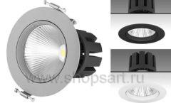 Встраиваемый светодиодный светильник Мини с высоким световым потоком для магазина