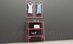 Комплект оборудования для магазинов нижнего белья торговое оборудование ИСАБЕЛЬ