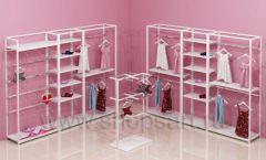 Мебель для магазинов нижнего белья торговое оборудование ИСАБЕЛЬ