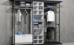 Торговое оборудование ЛОФТ для магазина мужской одежды торговая мебель КЛАССИЧЕСКИЙ ЛОФТ