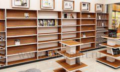 Дизайн интерьера книжного магазина торговое оборудование КНИГОЛЮБ Дизайн 04